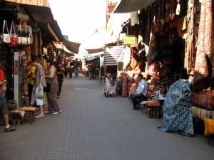 Marrakech Souqs
